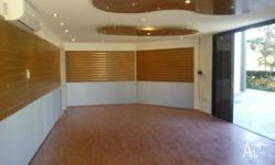 just refurbished front unit , nice location ,45 sqm,