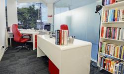 We are a professional fully furnished serviced office