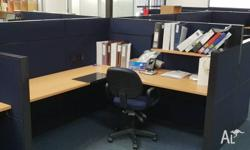 Dedicated desk at West End Business Centre $80p/w (4