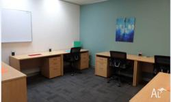 Large, economical 9 person office available. Only $670