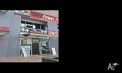 Shop Front 104 m2 to lease on busy Main Street,