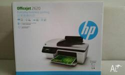 Officejet 2620 Everyday business printing. Compatible