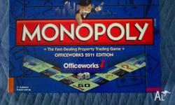 Officeworks Monopoly � Special Collectors Edition - NEW