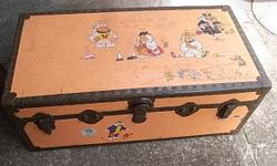 I have an old Smiths trunk made in England in good