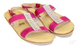 Old Soles - Du Jour - Fuchsia - Girls - Kids Size: AUS