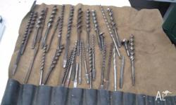 DRILL BIT 33 PIECES MATHIESON,HENRY
