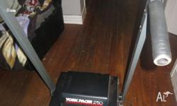 York racer treadmill.....older style .......working