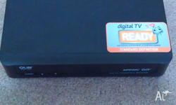 Olin Set Top Box DVBT-100B Comes with remote and all