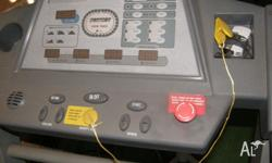 """Olympic"" brand treadmill in excellent condition."