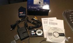 Olympus 12 Megapixel digital camera. Comes with