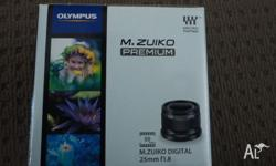 I am selling my lens which I have been using on an