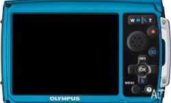 Olympus TG-320 underwater camera comes with a camera