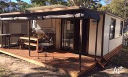 $23,500 Ono. 20 foot Caravan with outdoor verandah and