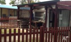 On Site Caravan for Sale at Port Albert Caravan Park