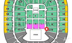 4 X SIDE BY SIDE SEATED ONE DIRECTION TICKETS RIGHT