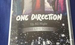 One Direction 'up all night the live tour' DVD whole