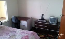 One Room Available $130 Per Week Bills Shared Full