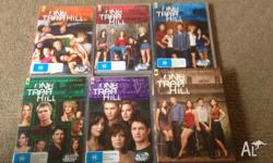 Complete box set season 1-6. All good condition, only