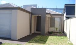 This modern trendy unit has 3 large bedrooms and 2