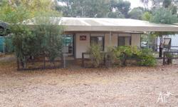 Onsite caravan at Porepunkah Pines Tourist Resort for Sale