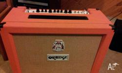 Selling my Orange Rockerverb 50 as I'm not gigging (as