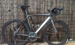 For sale is my 2012 Orbea Orca Bronze with Dura Ace &