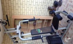 Have a orbit strength machine for sale in good