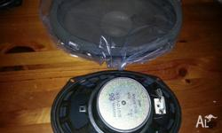 "Original 10"" oval Mitsubishi Speakers taken out from a"