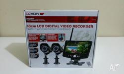 BRAND NEW IN BOX ORION 18 CM. LCD COLOUR DIGITAL VIDEO
