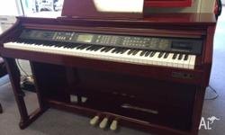 This Orla Digital Piano has been used as a Demo on the