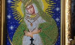 The icon of Our Lady of the Gate of Dawn is associated