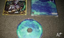 Otep - Atavist 5th studio album Sleeve/disc in good