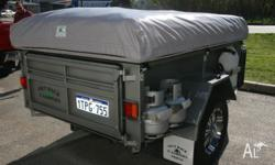 DELUXE HEAVY DUTY model - manufactured by Outback