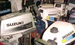 We are the largest supplier of Outboard Motor Spare