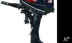 Selva/Zongshen NEW outboard motors from $495 YOUTUBE