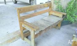 1 X 3 SEATER 1 X 2 SEATER 1 X COFFEE TABLE MADE FROM