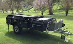 OZ TUFF CAMPERS ( NEW CAMPER TRAILER ) FORWARD FOLDING