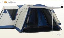oztrail elite villa dome tent brand new! many features & Oztrail Chateau 10 for Sale in CARRUM DOWNS Victoria Classified ...