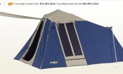 oztrail tourer 10 plus tent brand new! single pole set & Oztrail Chateau 10 for Sale in CARRUM DOWNS Victoria Classified ...