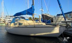 Fixed Keel, 6 ft 1 Head-height in Main Cabin, Sleeps 6