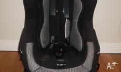 Baby Car Seat in 'AS NEW condition' PLUS toddler's