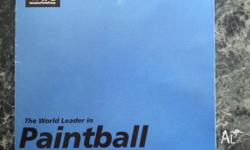 I am offering paintball tickets at 50% discount,which I