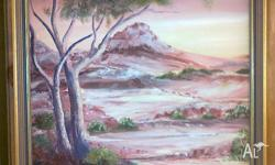 PRICE REDUCED!!!!!......a very beautiful painting size
