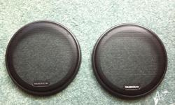 Pair of Soundstream 6.5 inch Speaker Covers Brand New,