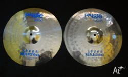 Paiste 2000 Sound Reflections 14in Medium Hi-hats.