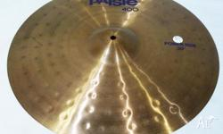 Paiste 400 1995 20in 3-in-1 Ride Cymbal This is a