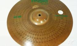"Paiste RUDE 1000 1987 Vintage 16"" Crash-Ride This"
