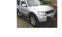 Pajero 2007, VRX, 3 door, Auto 4wd, 1 owner, excellent