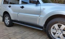 PAJERO 4X4 ROCKSLIDERS FOURTH GEN 2006-2014 For Sale