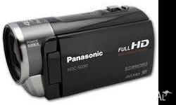 Panasonic Full High definition (HD) 5meg pix HDC-SD90: